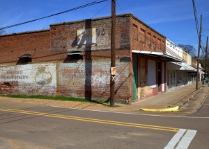 The Main Drag, Webb, Mississippi