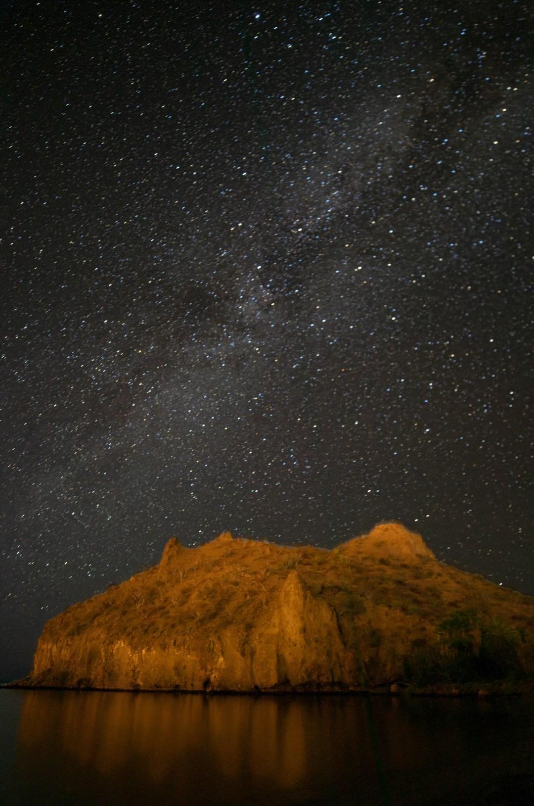 Night Sky Photography Cabo San Lucas
