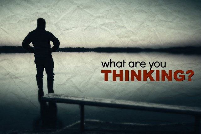 where are you thinking