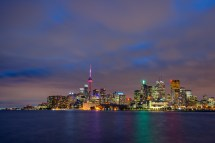 Toronto Skyline Rick Holliday