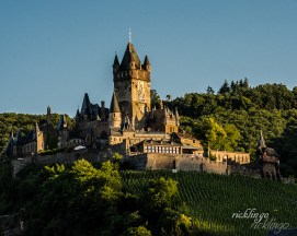 """Cochem, Germany. Ranked in the top 10 of """"Stately Homes and Grand Houses"""" challenge on international website viewbug.com."""
