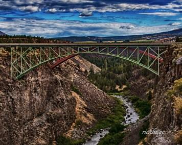 Near Bend, Oregon.