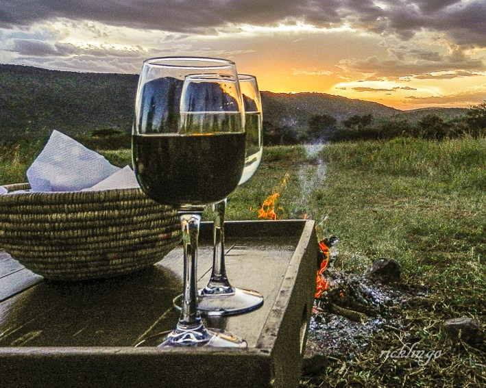"""Serengeti National Park, Tanzania. Received Judge's Commendation in """"Serenity in Life"""" contest on website Photocrowd. 9th place award for the week in """"Food and Drink"""" at the international website Pixoto."""