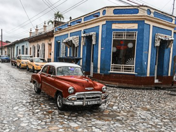 "Trinidad, Cuba. Expert Commended in ""Super Cell"" contest on Photocrowd. 2nd place for the day in ""Transportation"" and 10th place in ""Vehicle"" challenge on international website Pixoto."