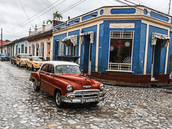 """Trinidad, Cuba. Expert Commended in """"Super Cell"""" contest on Photocrowd. 2nd place for the day in """"Transportation"""" on international website Pixoto."""