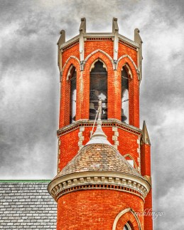 """Trinity Episcopal Church, Covington, Kentucky. 8th place award in """"Buildings and Architecture"""" on international website Pixoto."""