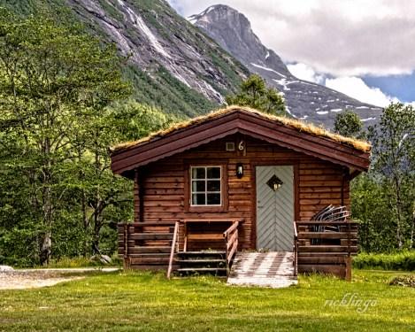 Near Trollstigen, Norway.