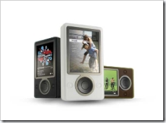 Microsoft Zune Digital Music Player