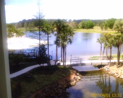 Hyatt Regency Grand Cypress - Lake View