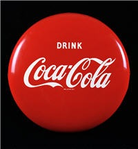 Coca-Cola Red Disk