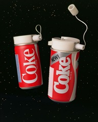 New Coke Space Can