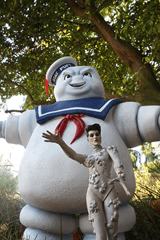Stay Puft & the Gatekeeper - Photo by Great Beyond