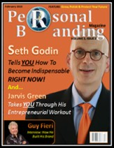 Personal Branding Magazine - Issue 9