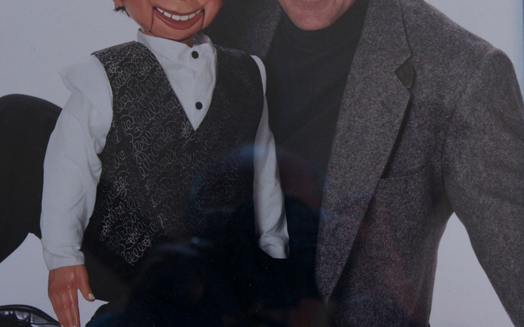 What A Ventriloquist Dummy Taught Me About Public Speaking