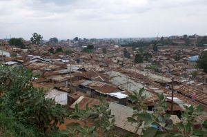 2nd largest slum in the word- Kibera, Kenya