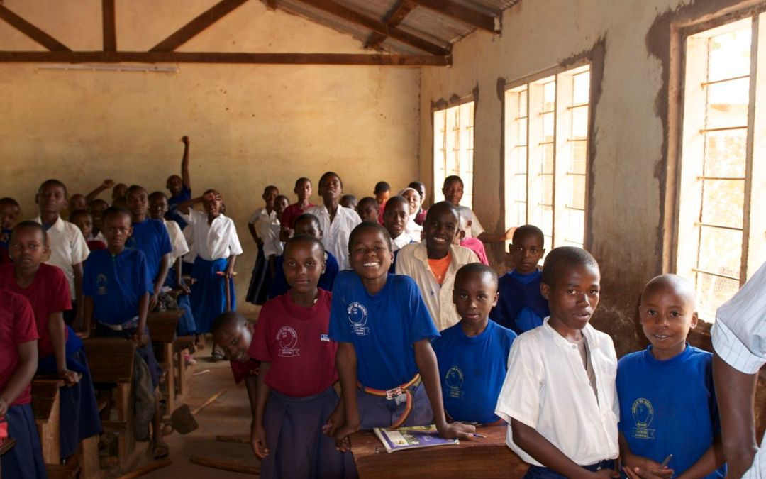 My Heart In Africa: Hungry to Learn