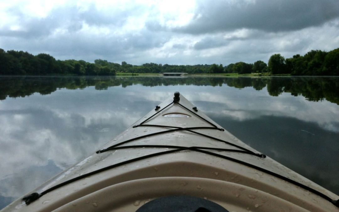 Leadership Lessons Learned in a Kayak