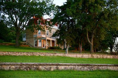 Flint Hills Mansion