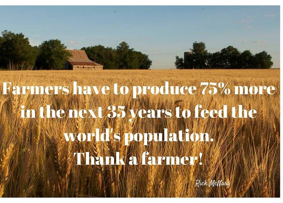 Farmers: People who Make America Great