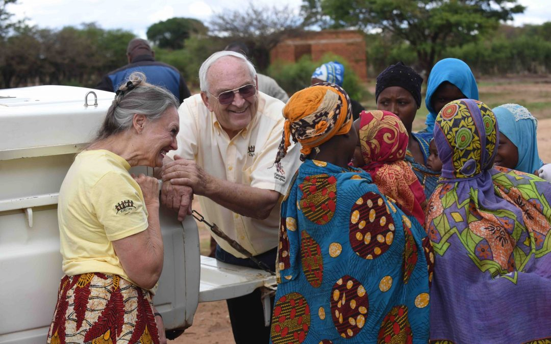 Traveling With My Heroes: Africa Series, Part 8