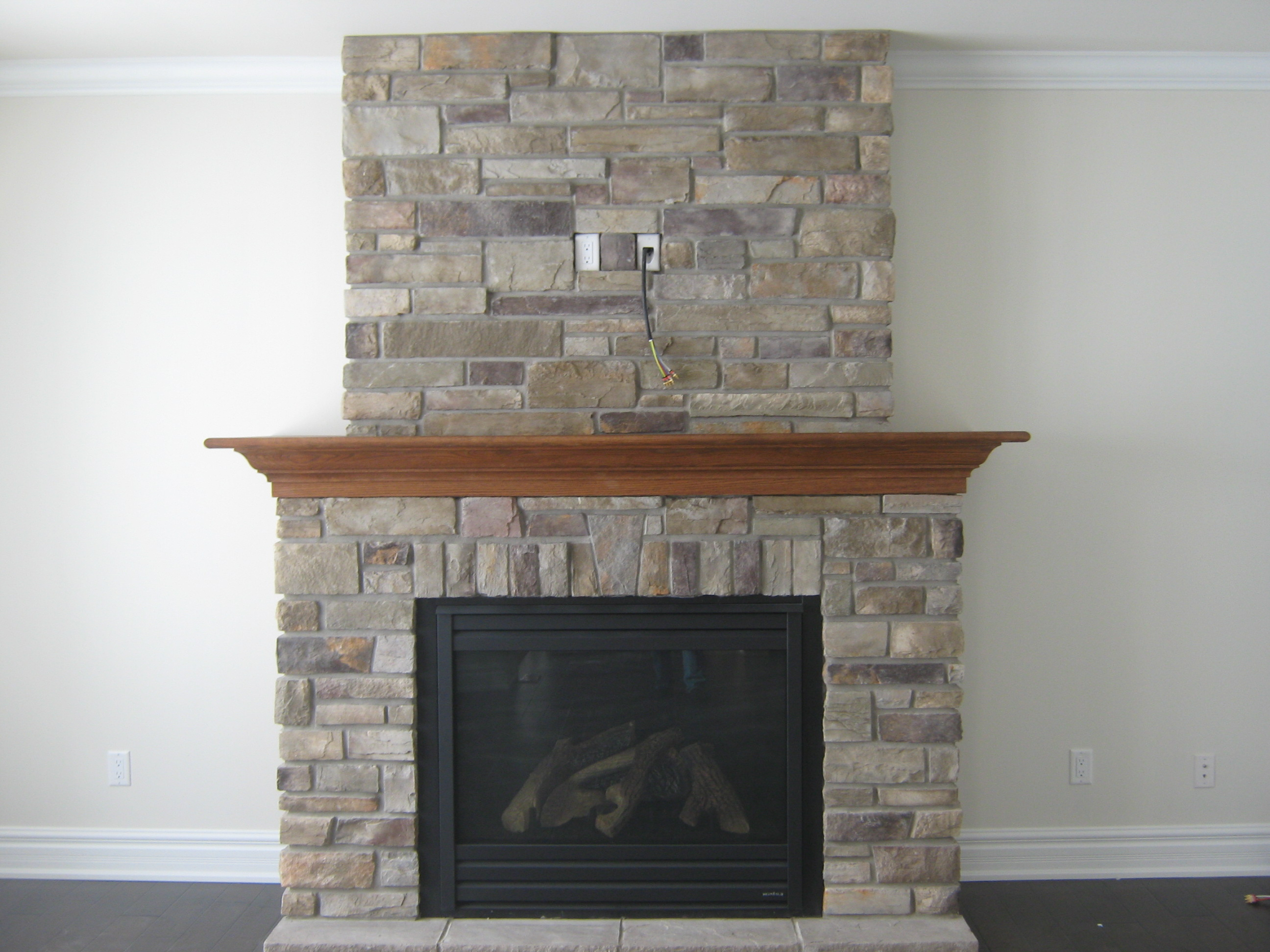 toronto cultured stone  Rick Minnings Cultured Stone Work