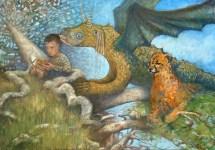 Storybook Collaborative Enemy Grows Older