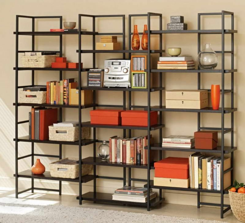 unique bookshelf décor ideas