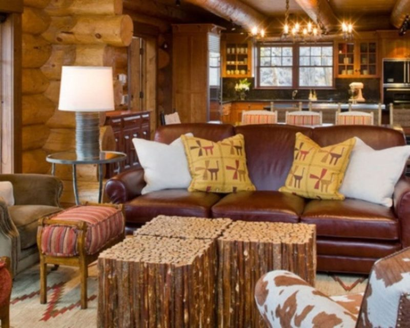 Small Rustic Living Room Ideas