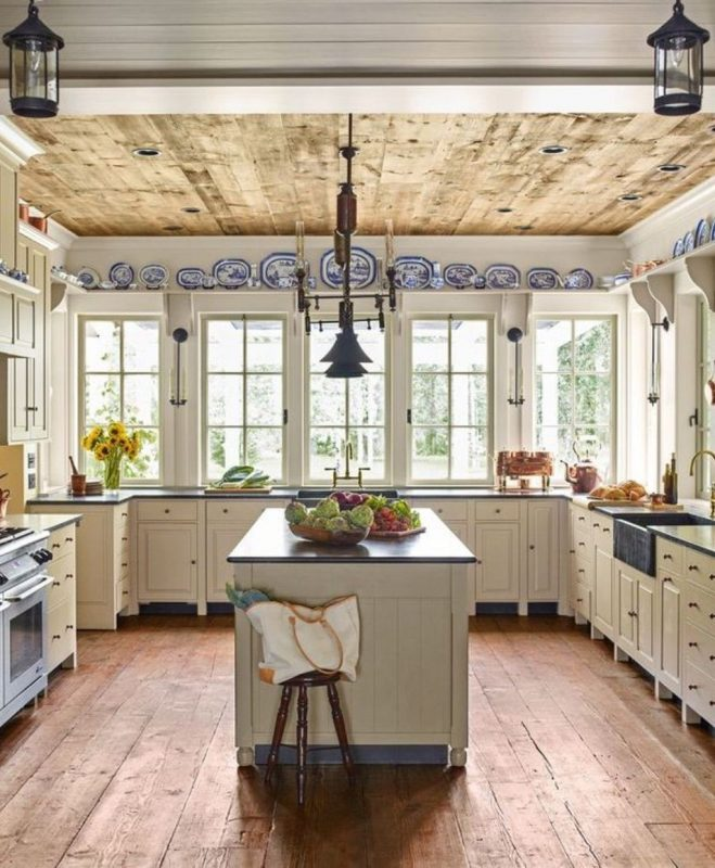 kitchen with no pantry solutions
