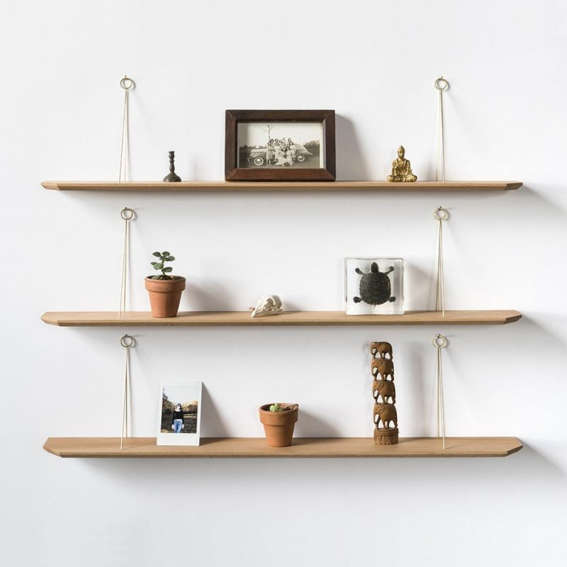 kitchens with shelves