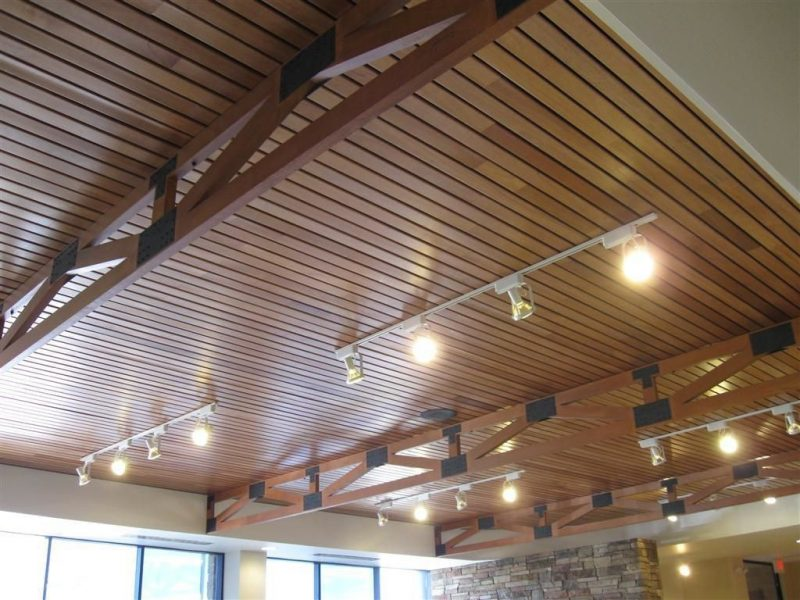 wooden ceiling ark id