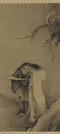 Han Shan and Shih Te