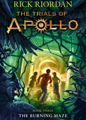 Image result for the trials of apollo riordan