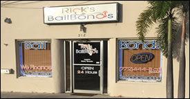 Bail Bonds St. Lucie. Ft. Pierce FL - Rick's Bail Bonds - 772-444-2245