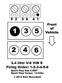 97 Chevy Engine Diagram 3 1 Liter Timing Marks, 97, Get ...