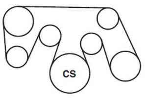 2001 Acura Mdx Serpentine Belt Diagram, 2001, Free Engine