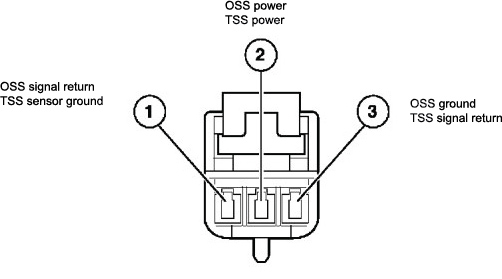 3l ford fusion radiator components parts diagram car parts