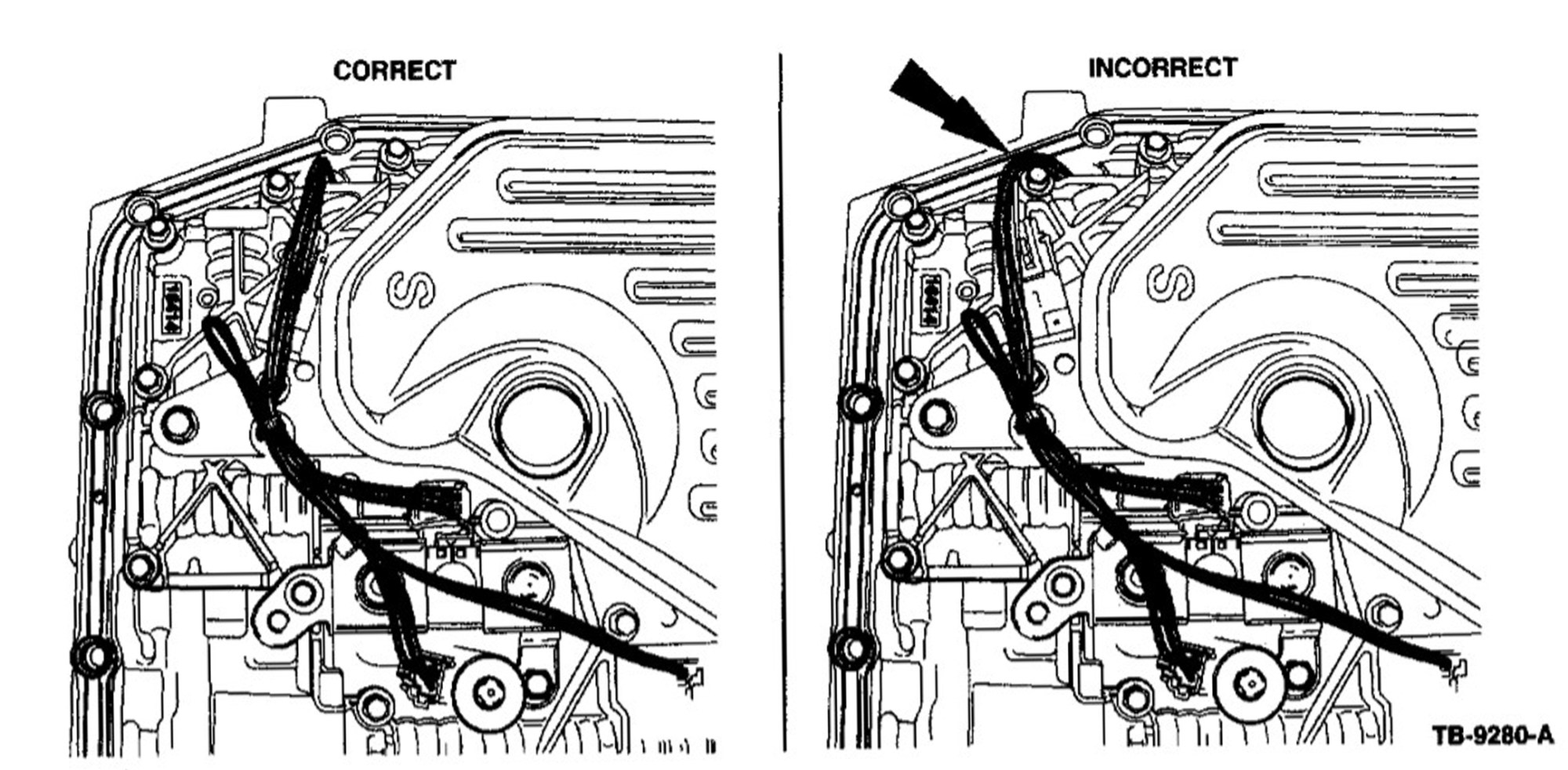 hight resolution of ford f150 transmission and others ricks free auto repair advice 4r75e transmission diagram autos post