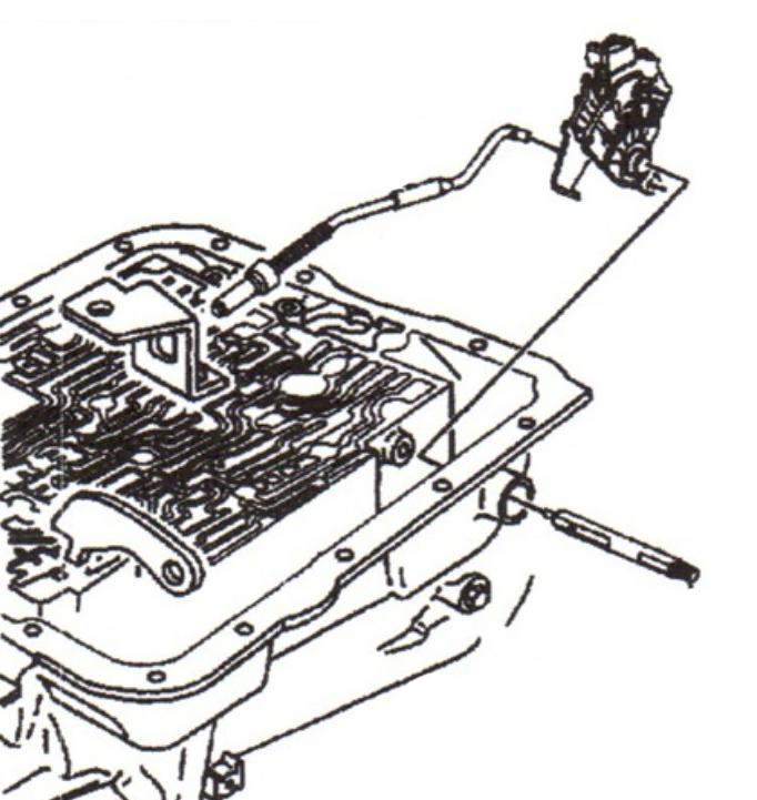 P182E, hard shift, no PRNDL display — Ricks Free Auto