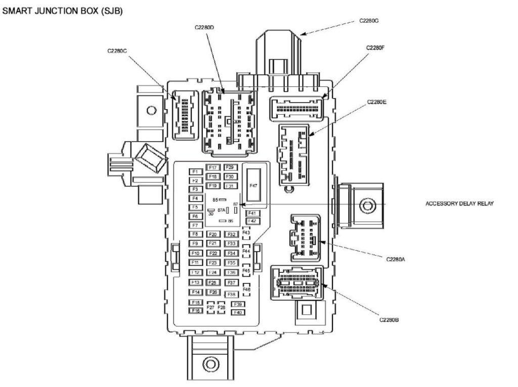 2006 ford fusion fuse diagrams u2014 ricks free auto repair advice ricks free auto repair advice