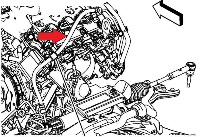 Oxygen Sensor Acadia, Enclave Traverse — Ricks Free Auto