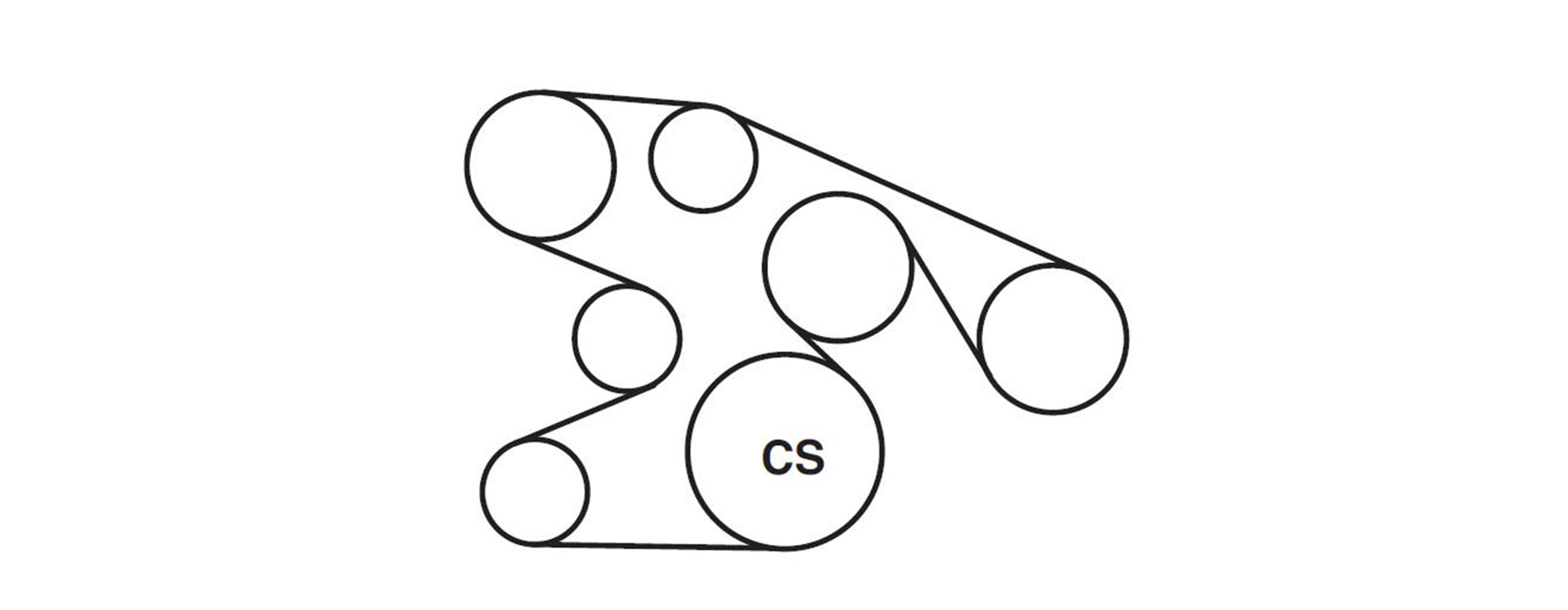 Jeep 4 2 Belt Routing Wiring Schematic Diagram