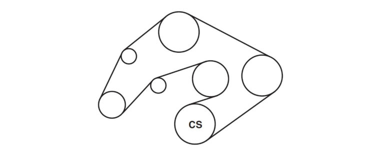 2007 Ford Crown Victoria Belt Diagram — Ricks Free Auto