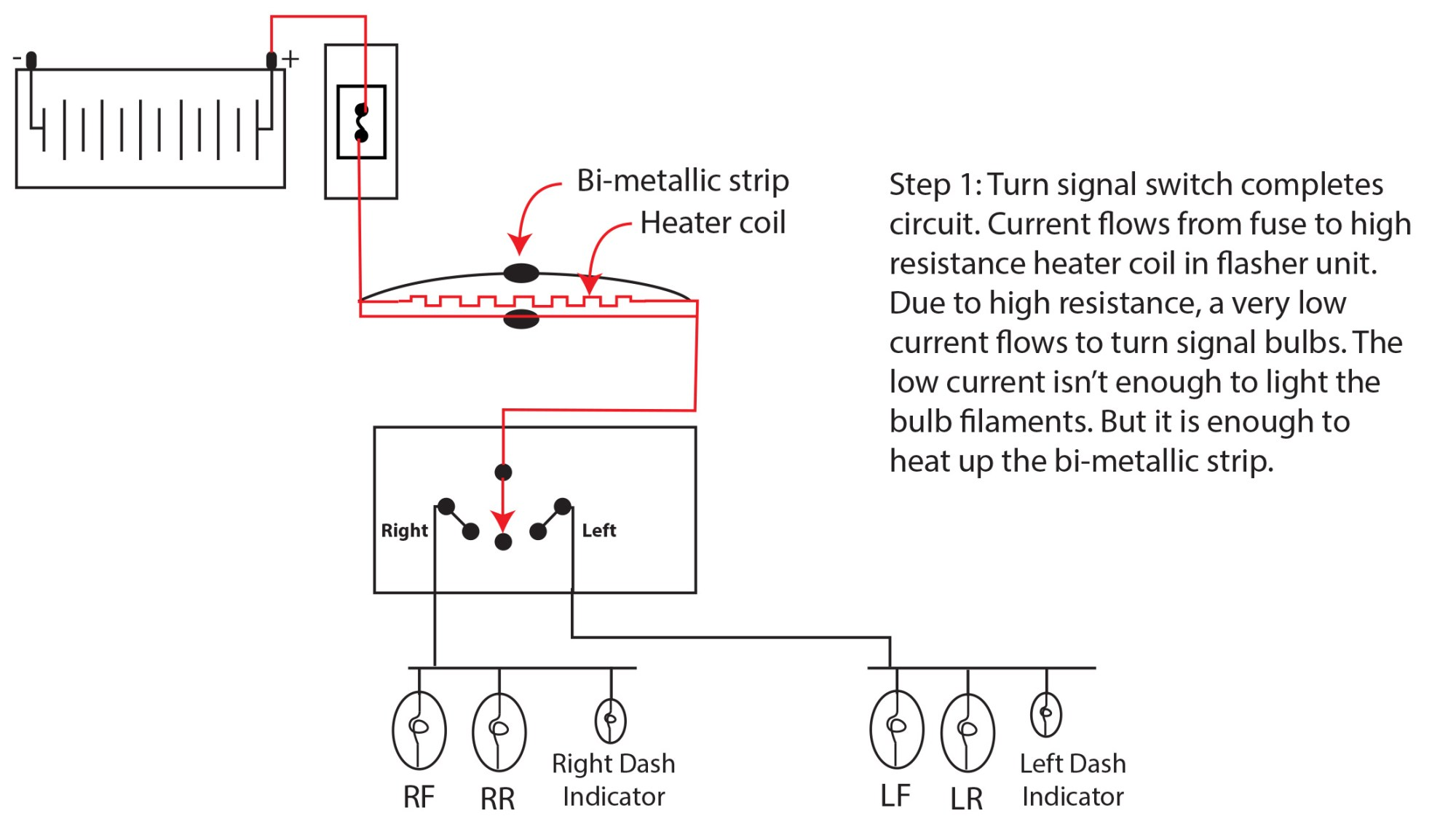 hight resolution of how turn signal flasher works