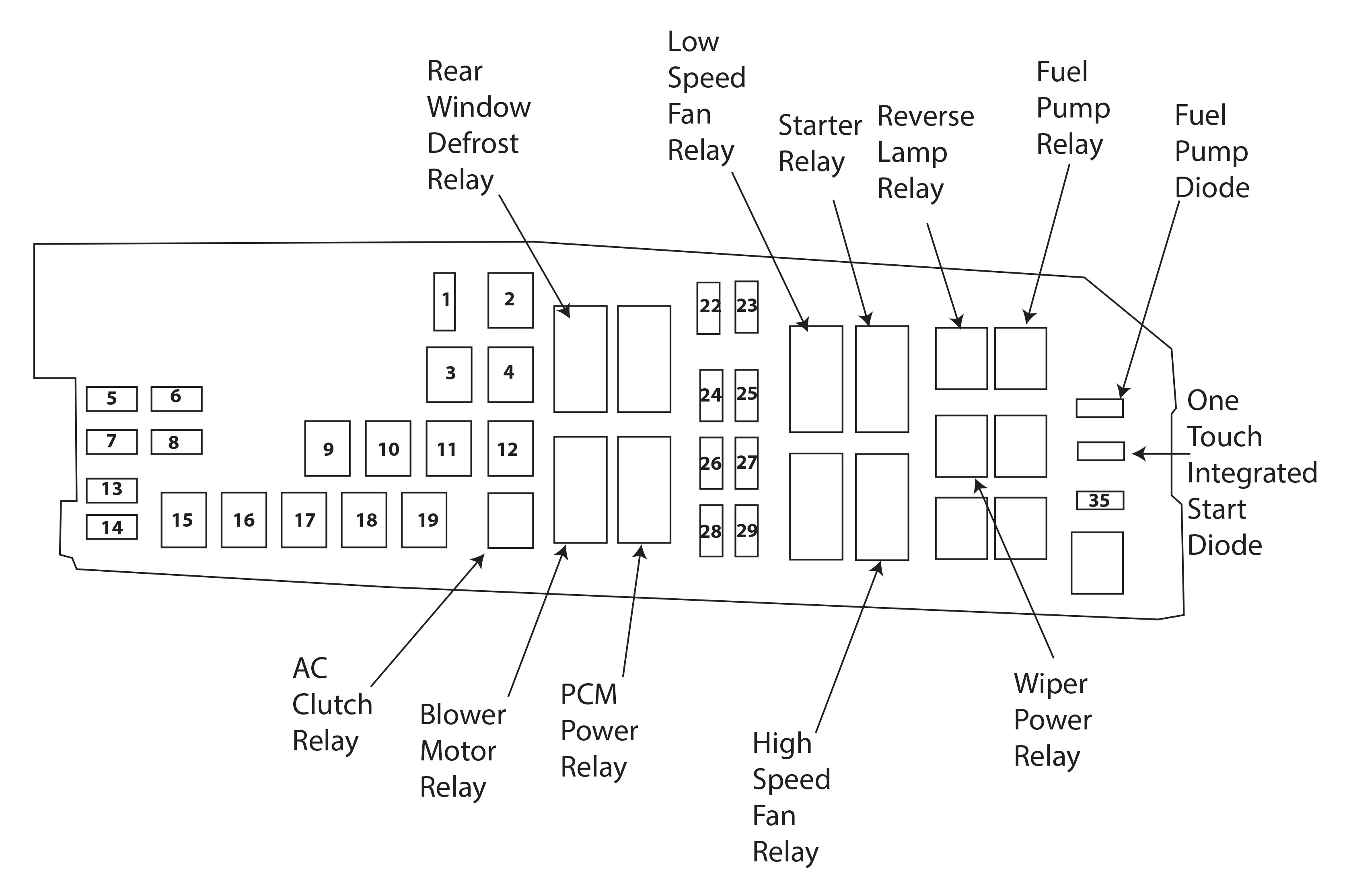 Focu Engine Diagram