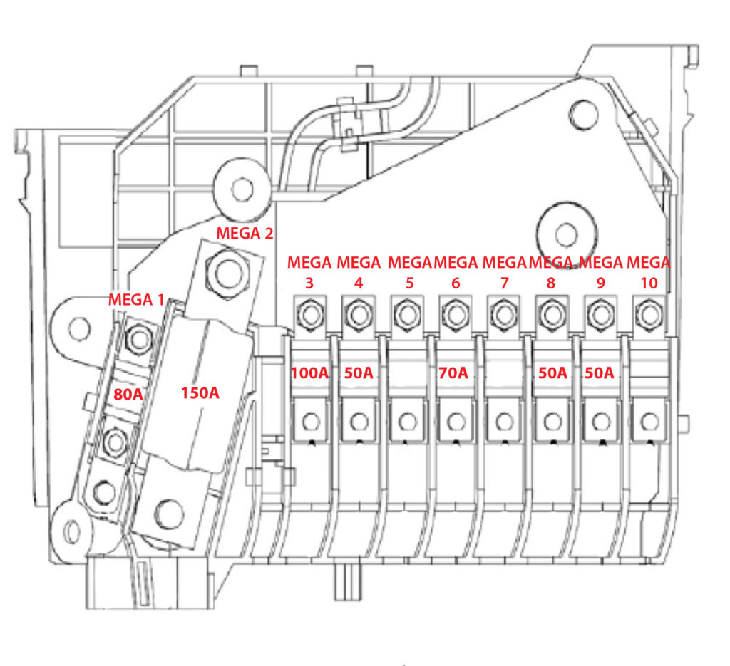 2012 Ford Focus Fuse Diagram — Ricks Free Auto Repair
