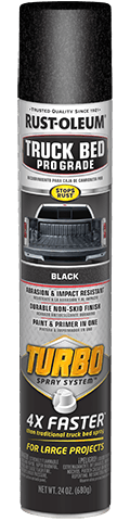 Rustoleum Truck Bed Liner : rustoleum, truck, liner, Spray-on, Truck, Liner, Product, Ricks, Repair, Advice, Automotive, How-To