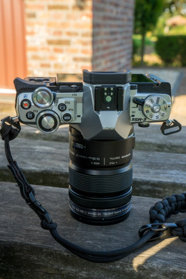Olympus OMD E-M5 Mark II review
