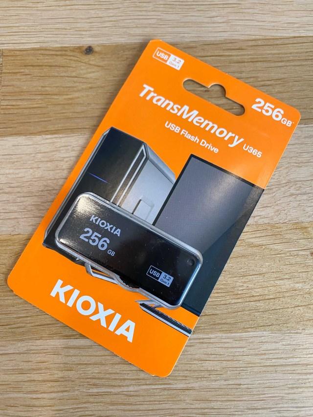 Kioxia U301 U365 review