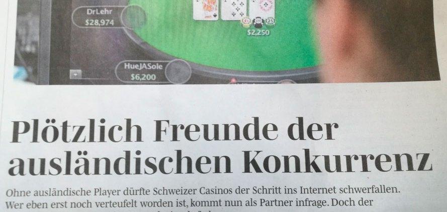 Onlineproblem der Casinos